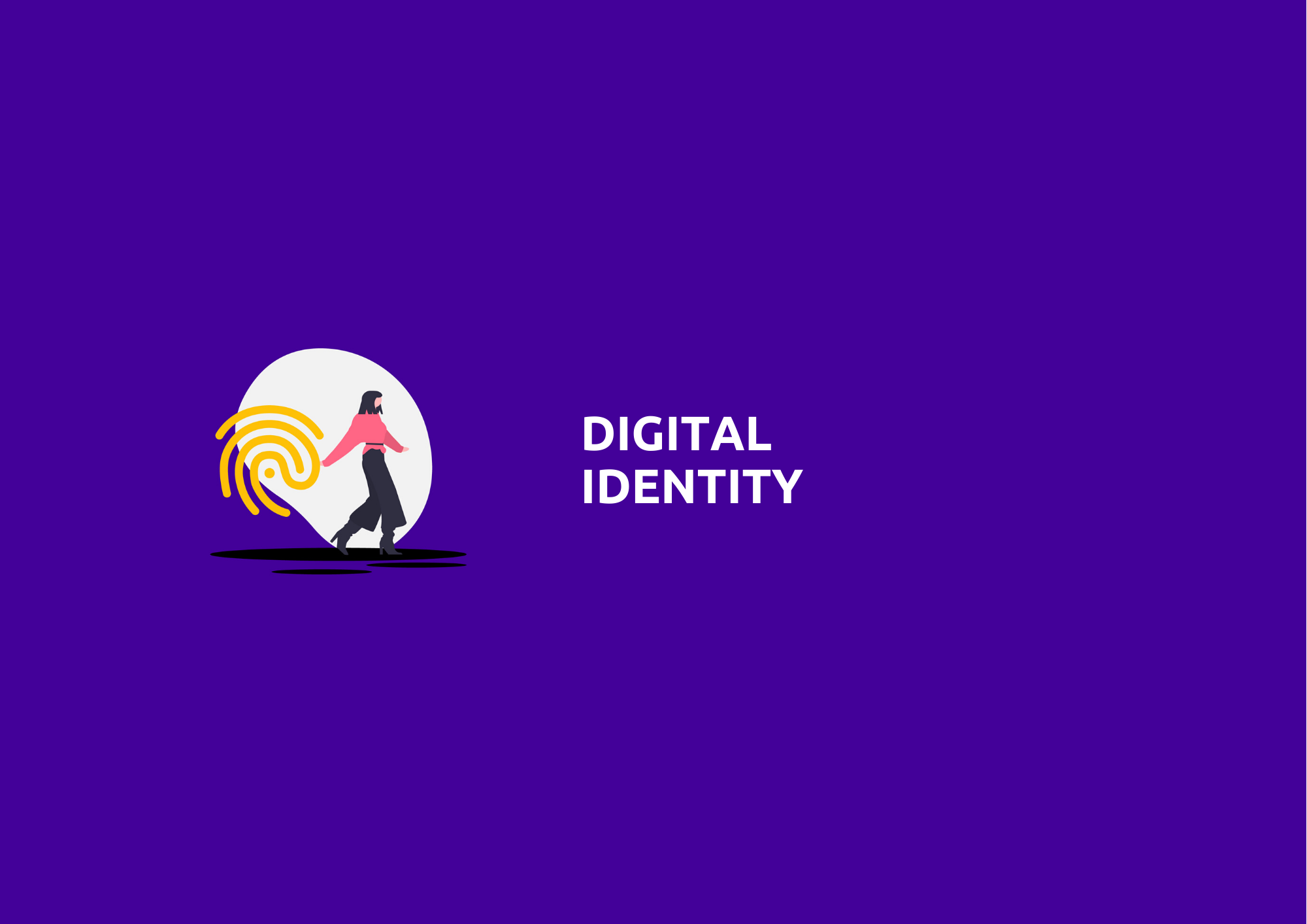 Płatność zapomocą odcisku palca?  Takbędzie wDigital Identity 3.0