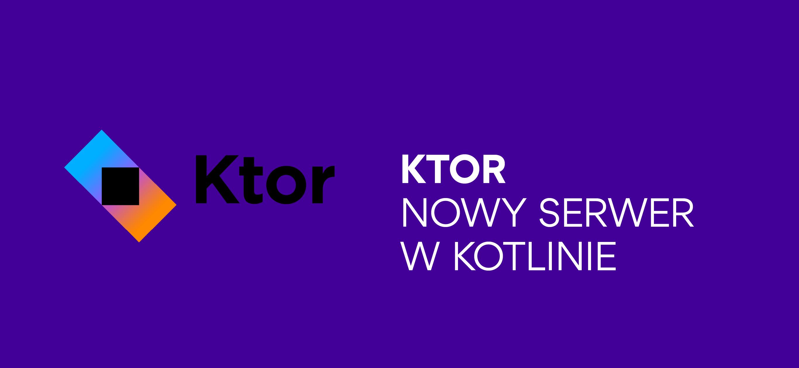Ktor – nowy serwer wKotlinie